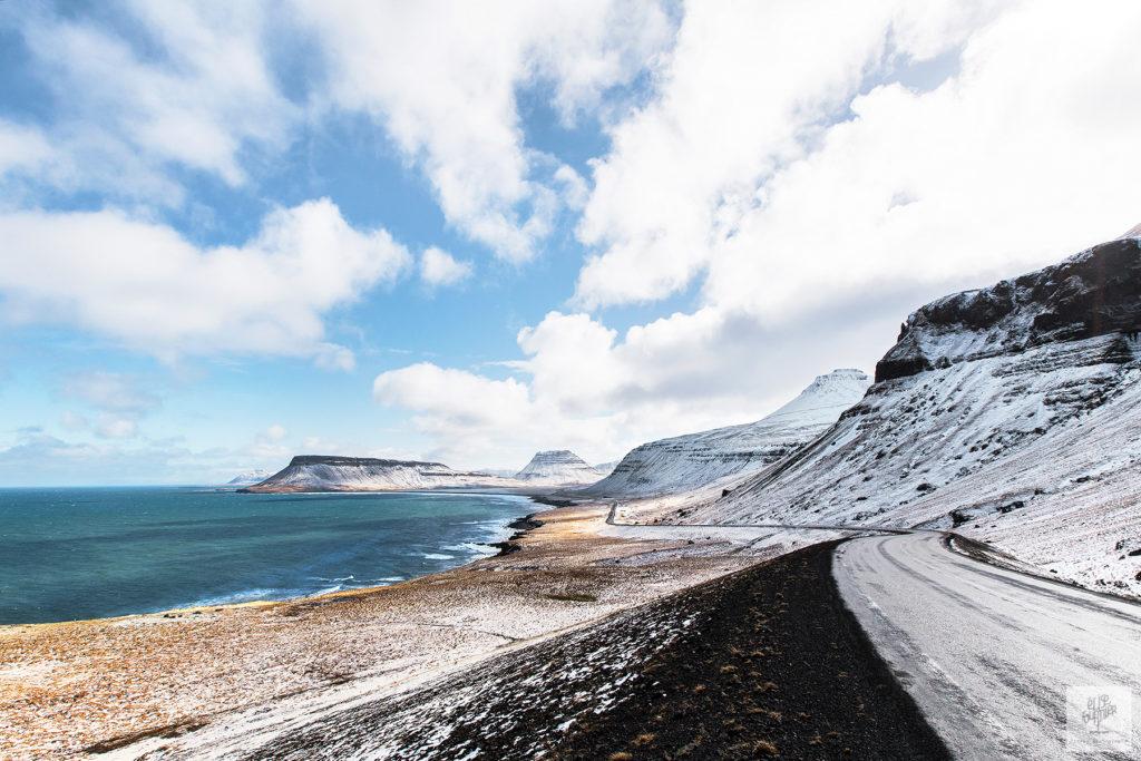 Iceland Road Elise Fournier travel Photography