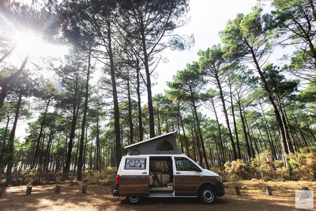 Van trip avec Travel Camper Elise Fournier Photographe a nantes