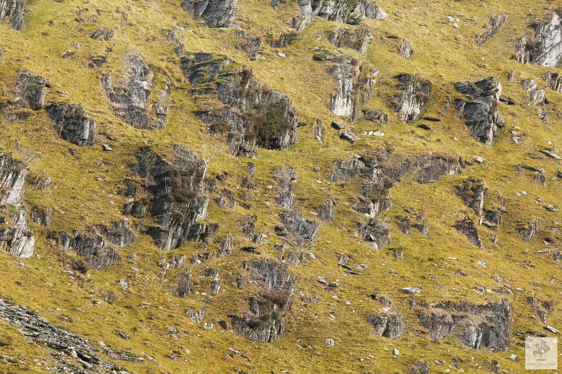 Ligne de vie - reportage photo au Pays de Galles - Brecons Beacons - Elise Fournier Photographe