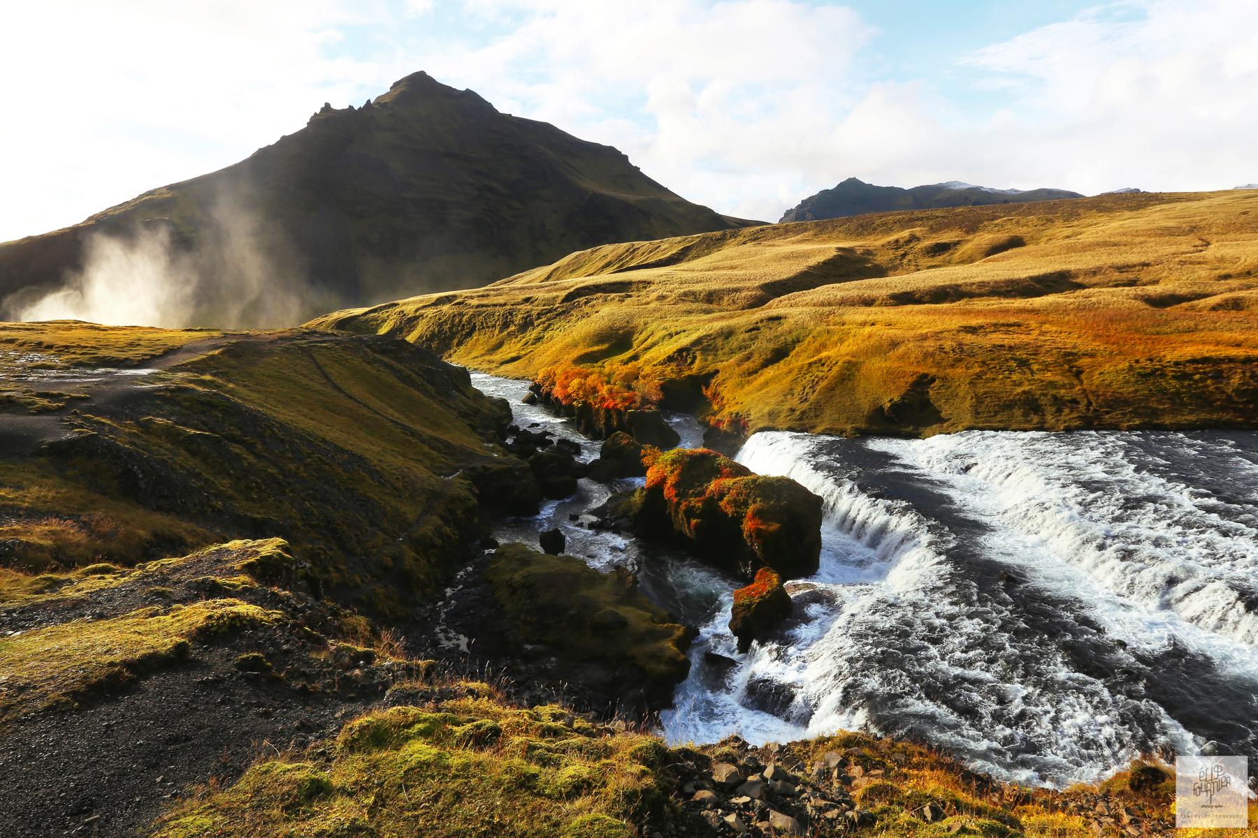 Route Islandaise - Iceland photography - reportage par Elise Fournier Photographe