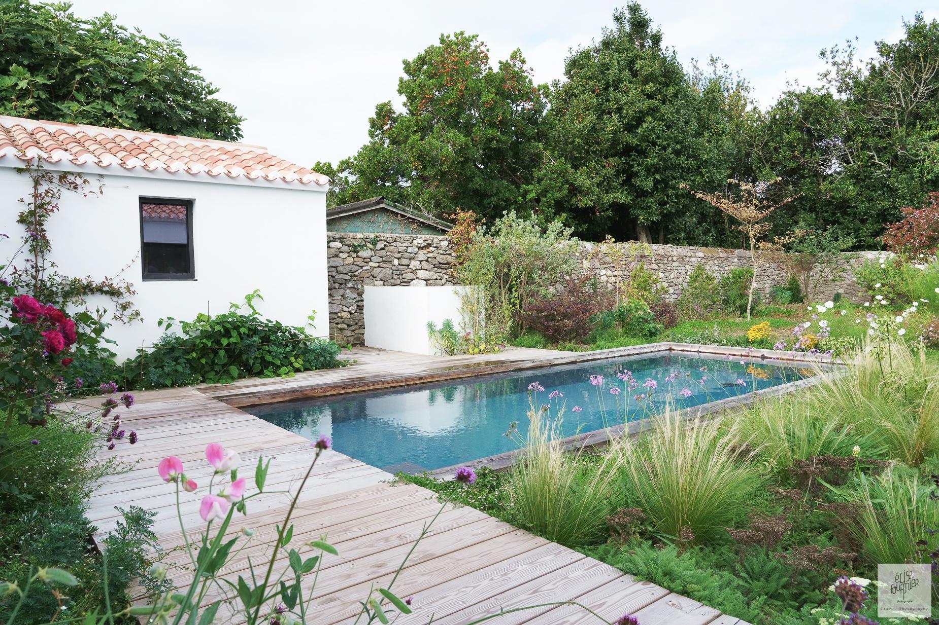 Photographe - Pays de Loire - Piscines Océanes - Photo Elise Fournier