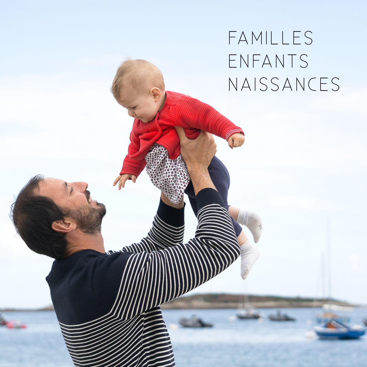 Photo portrait femme homme couple famille enfant naissance - Elise Fournier Photographe - Nantes et Bretagne