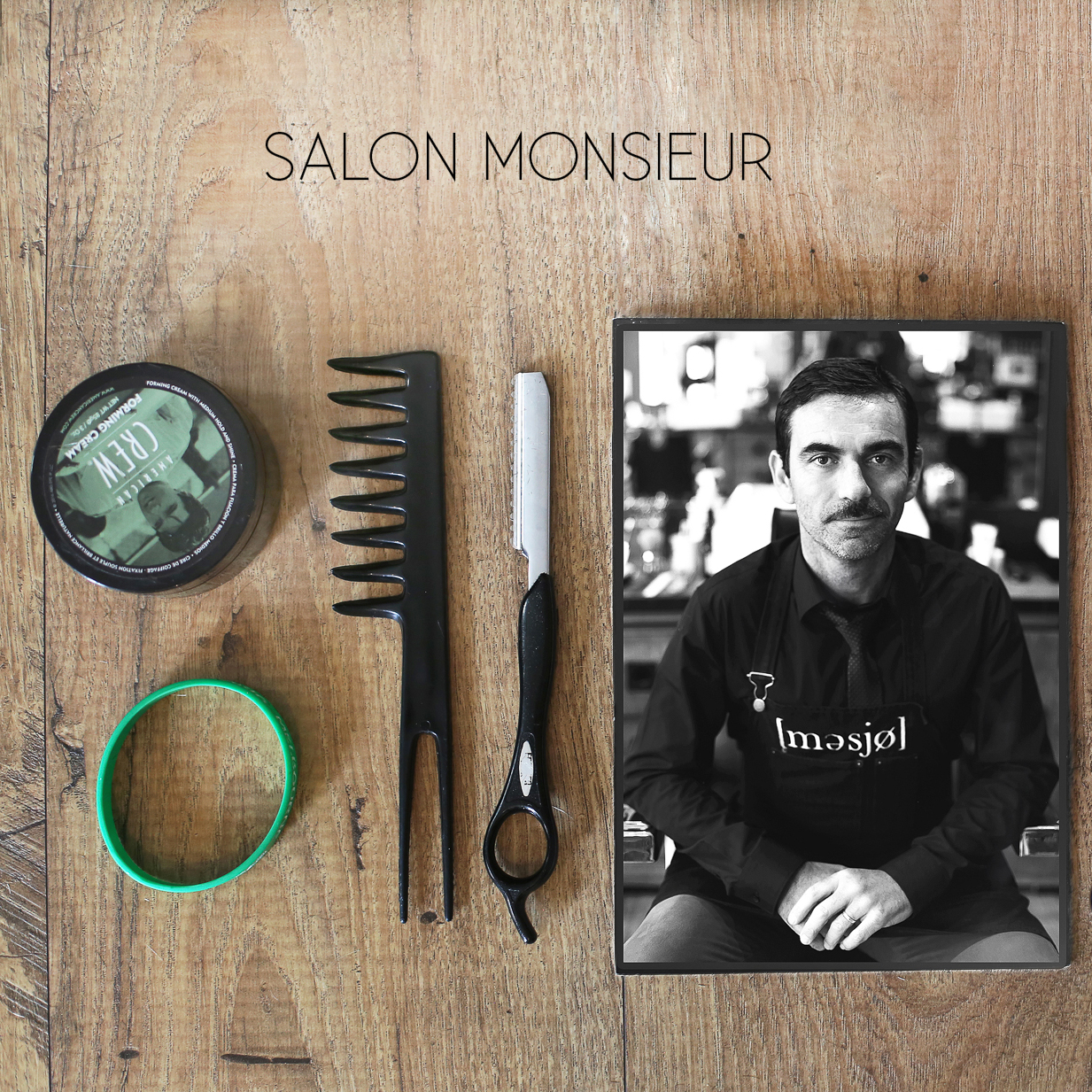 Photo corporate entreprise - salon homme monsieur - bretagne
