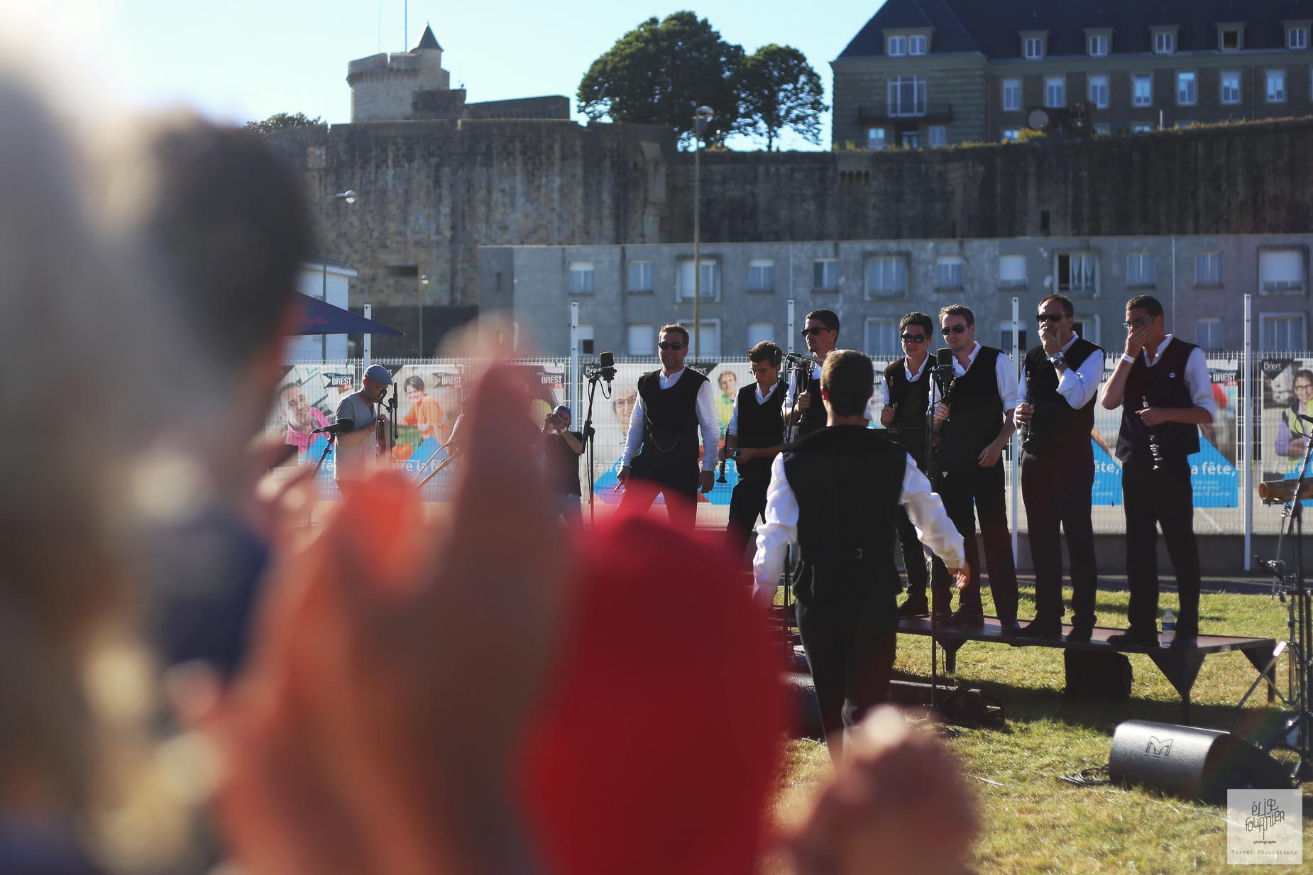 Fetes maritimes de Brest 2016 - photographe Elise Fournier - evenementiel