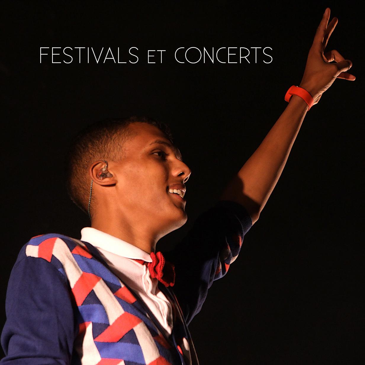 Photographe de festivals et concerts en bretagne