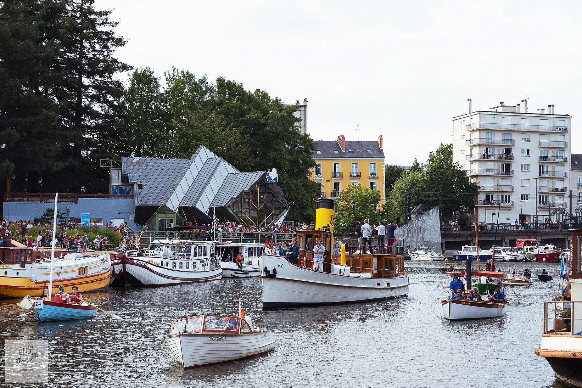Photographe des rendez-vous de l'Erdre à Nantes par Elise Fournier photographe