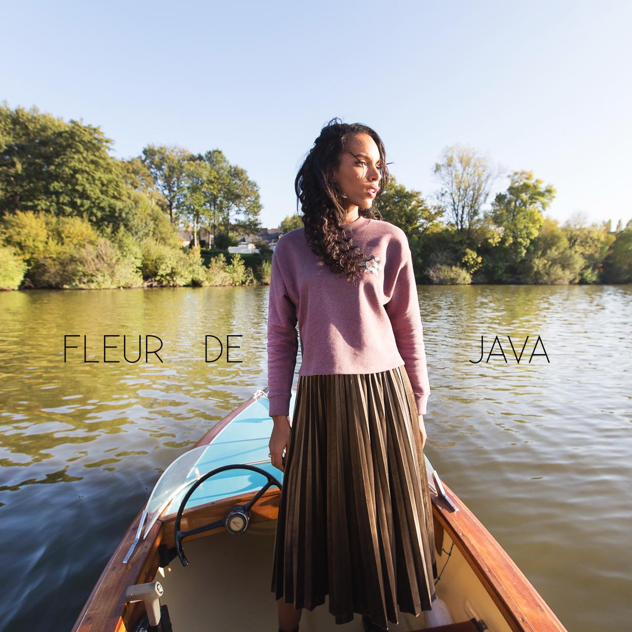 Photographie Mode Femme - Fleur de Java - Nantes