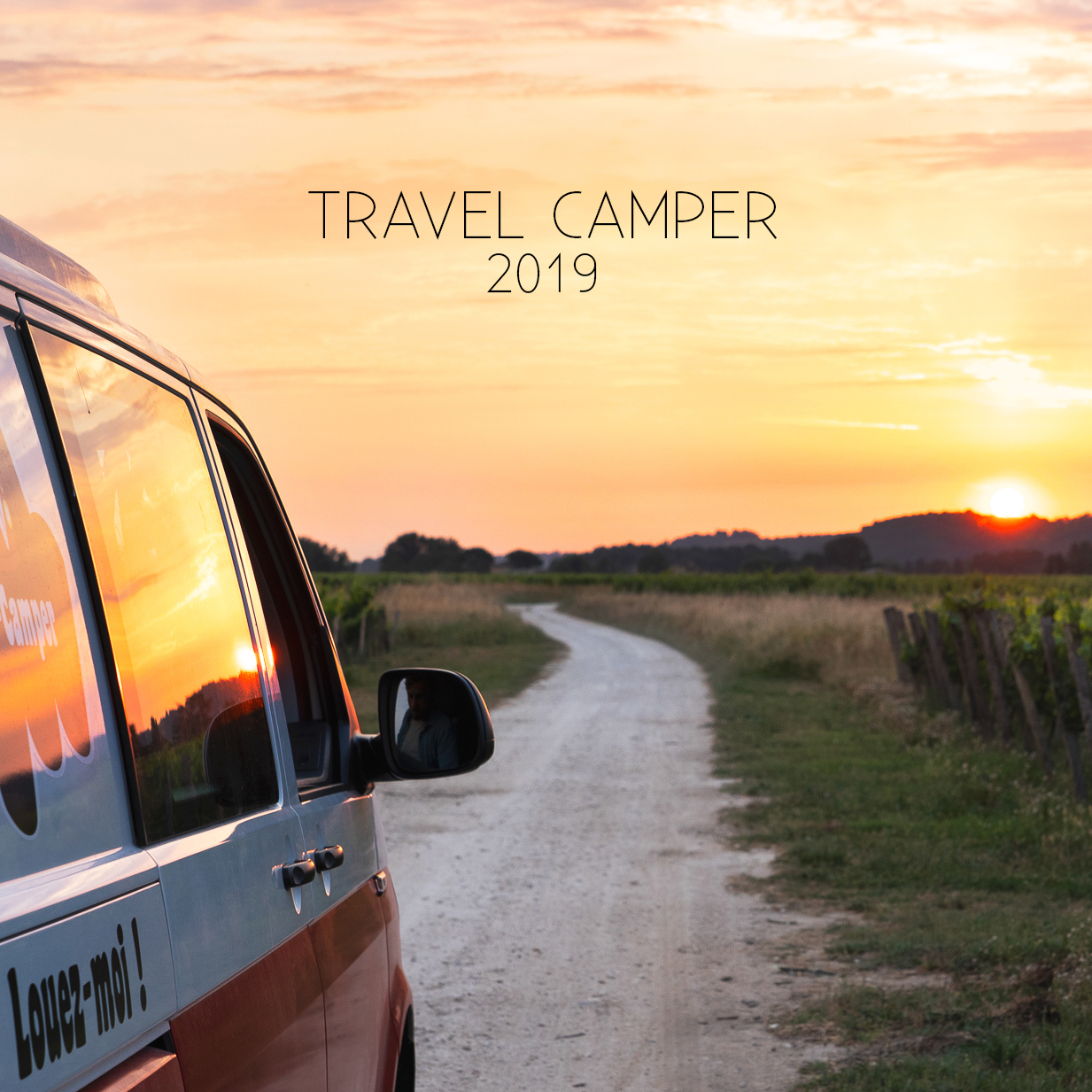 Travel Camper - photographie tourisme local - France